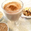 ABC (Almond Banana Cinnamon) Protein Smoothie
