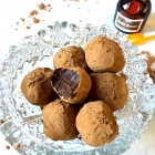 Grand Marnier Chocolate Truffles