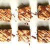 Gluten Free Almond Butter and Chocolate Chip Blondies