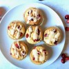 Gluten-Free Cranberry Orange Blender Muffins