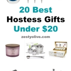20 Best Hostess Gifts Under $20