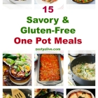 15 Savory and Gluten-Free One Pot Meals