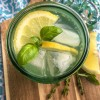 Lemon And Honey Herbal Spritzer