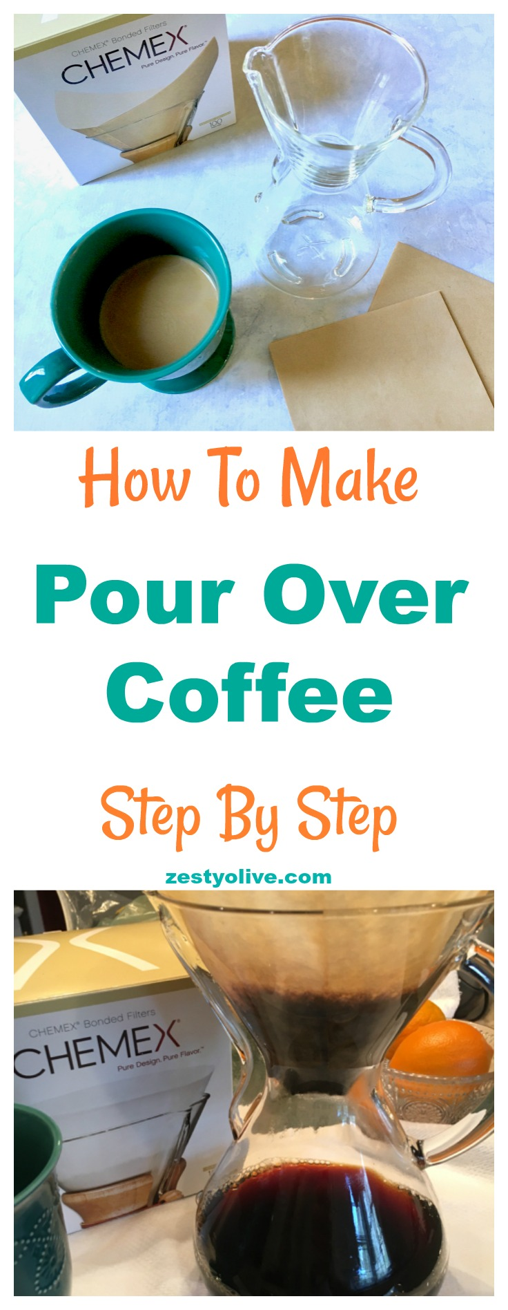 How To Make Pour Over Coffee Step By Step Guide