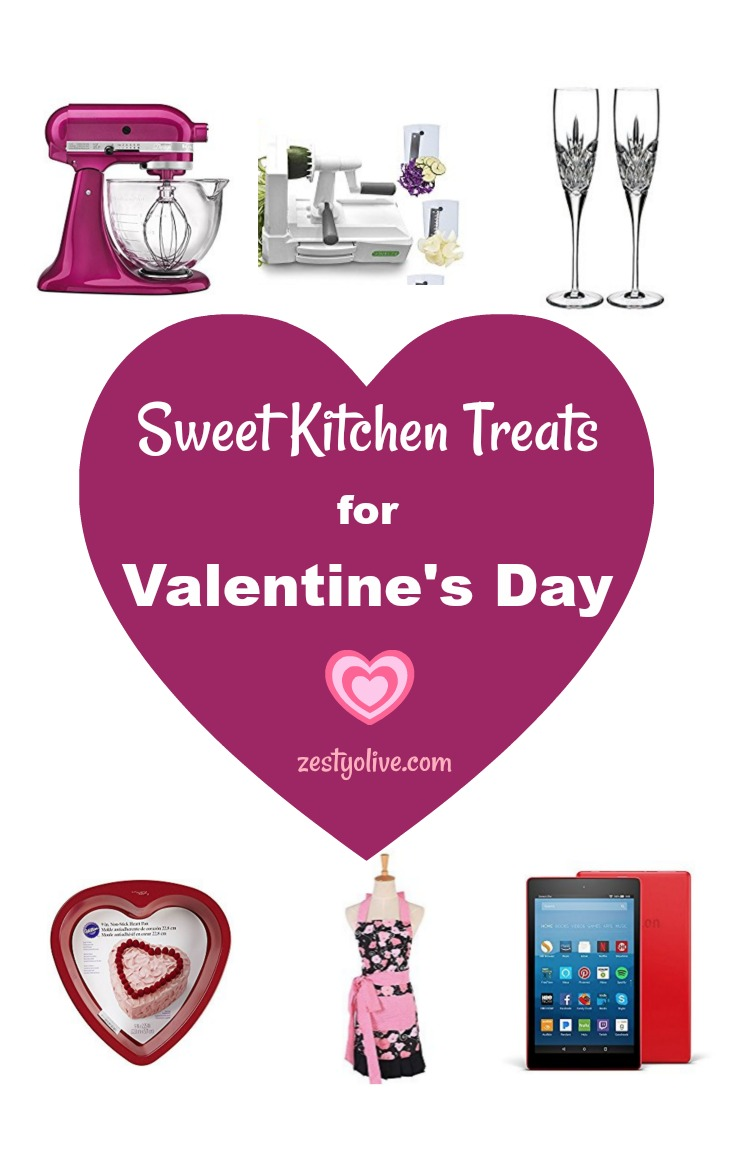 Sweet Kitchen Treats for Valentine's Day