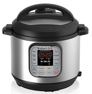 Instant Pot 7 In 1 Multi-Use Programmable Pressure Cooker, 6 Quart