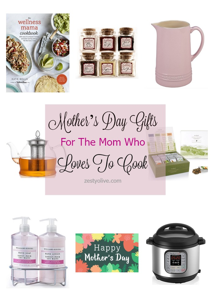 Mother's Day Gifts For The Mom Who Loves To Cook