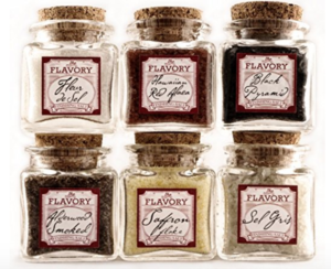 Essential Gourmet Finishing Sea Salt Collection