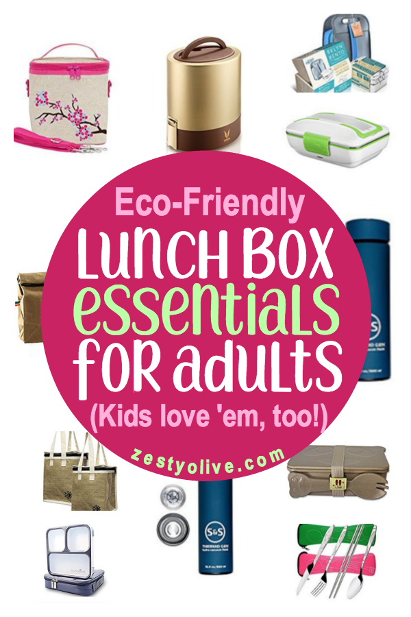 Whether you're going back to school, back to work, or just traveling, here's a list of eco friendly lunch boxes for adults (as well as kids). You'll be amazed at the designs and innovations available today and impressed that you can have a stylish, functional and non-toxic way to carry your lunch (or breakfast, or snack!).