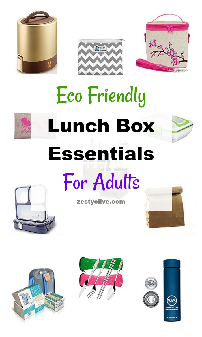 Eco Friendly Lunch Box Essentials For Adults
