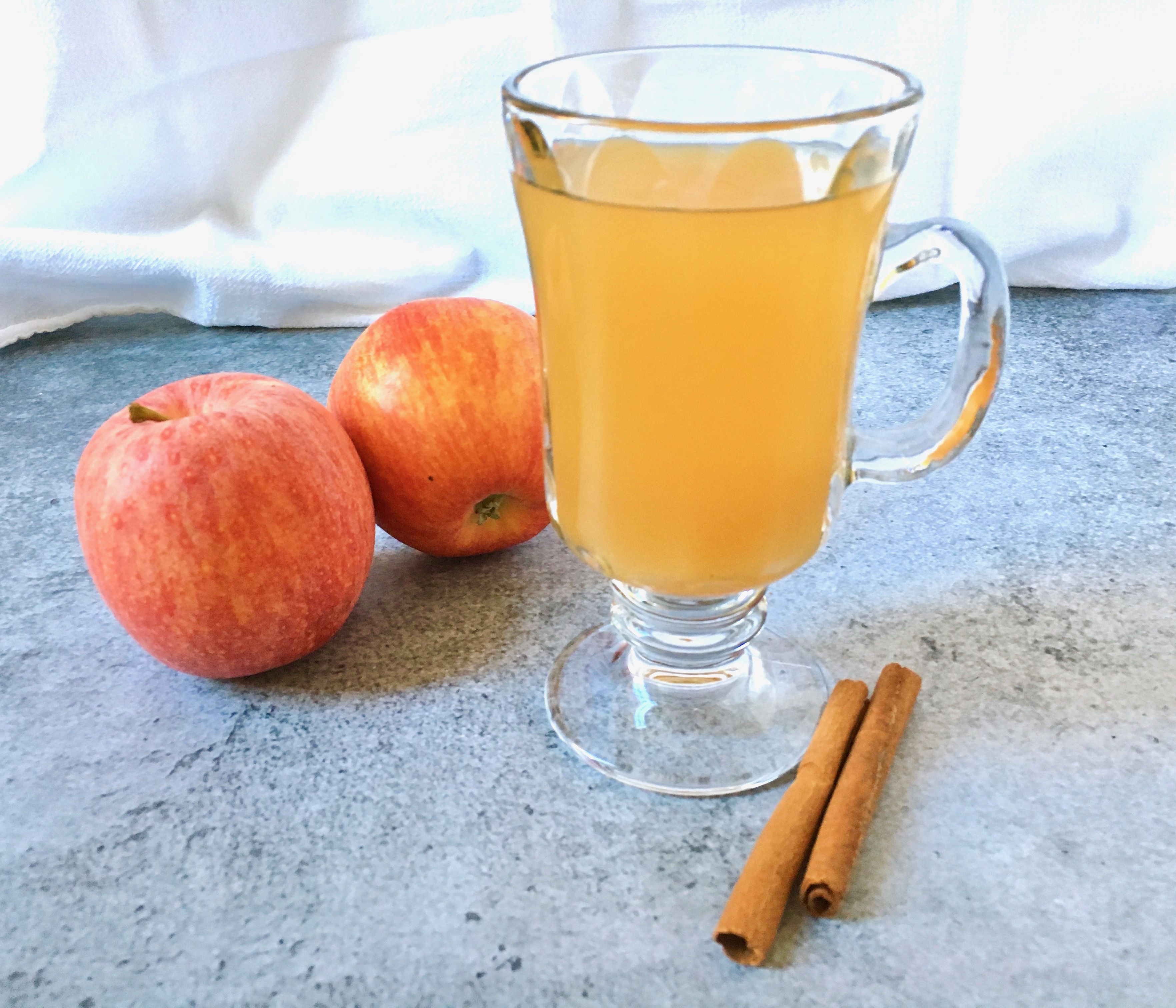 Apple Ginger Cider