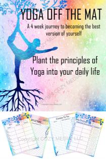 Digital Yoga Journal