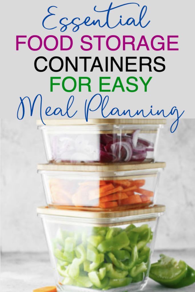 Essential Food Storage Containers